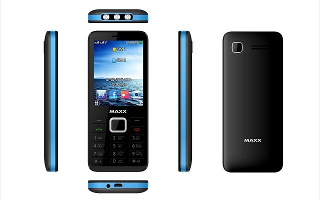Maxx Mega M1 MT6261 Firmware Flash File