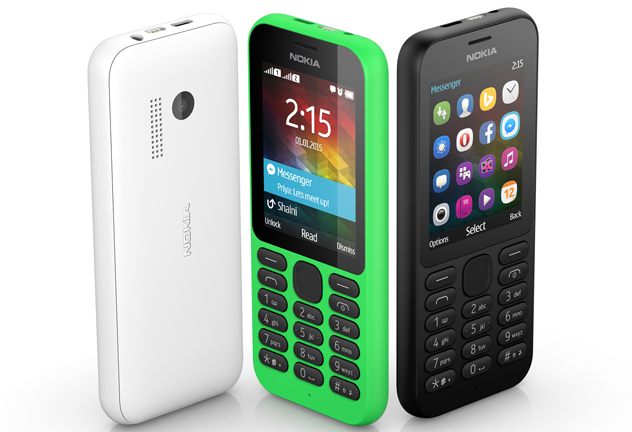 Nokia 215 (RM-1110) Dual Sim Urdu Flash File