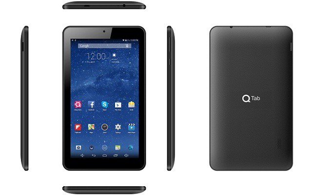 Qmobile QTab V9 4G LTE MT6735 firmware Flash File