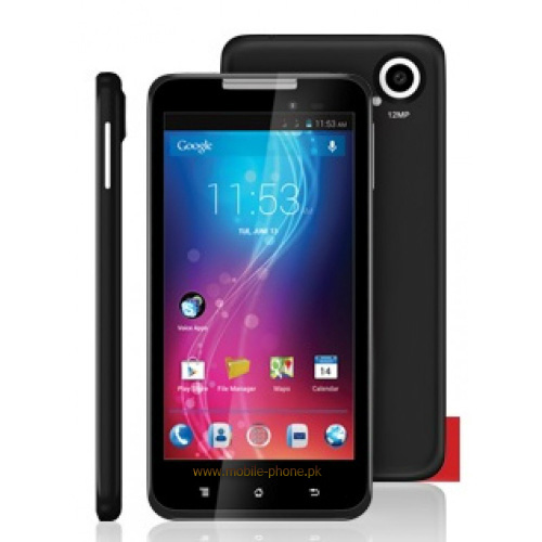 Voice Xtreme V75 MT6589 Firmware Flash File