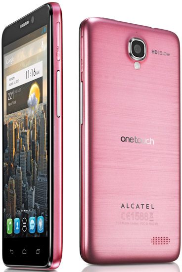 Alcatel OT-6030X One Touch Idol Firmware Flash File