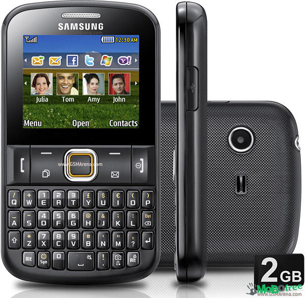 Samsung Ch@t 222 GT-E2222 Firmware Flash File