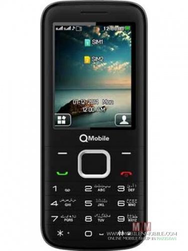 Qmobile H60 MT6261 Firmware Flash File