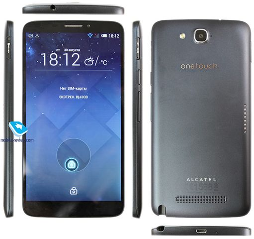 Alcatel OneTouch Hero 2 8030Y Firmware Flash File