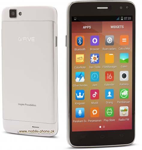 Gfive President G6 Plus MT6582 Firmware Flash File