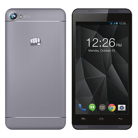 MICROMAX A107 MT6582 Android 5.0 Firmware Flash File