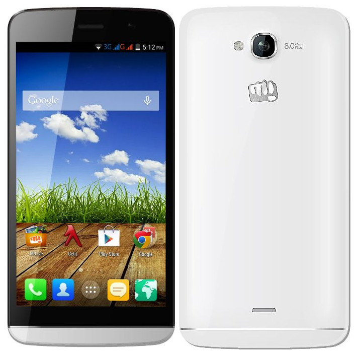 Micromax A108 Canvas L MT6582 Firmware Flash File