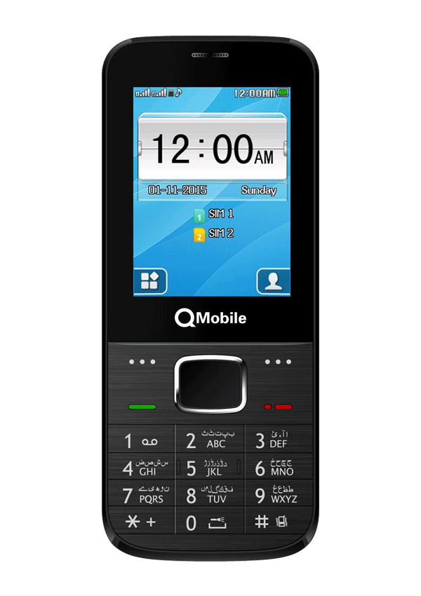 Qmobile E4 Classic MT6261 Firmware Flash File