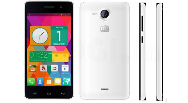 Micromax A106 V4 MT6582 Lollipop Firmware Flash File