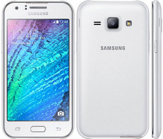 Samsung Galaxy J1 MT6572 Android 4.4.4 Firmware Flash File