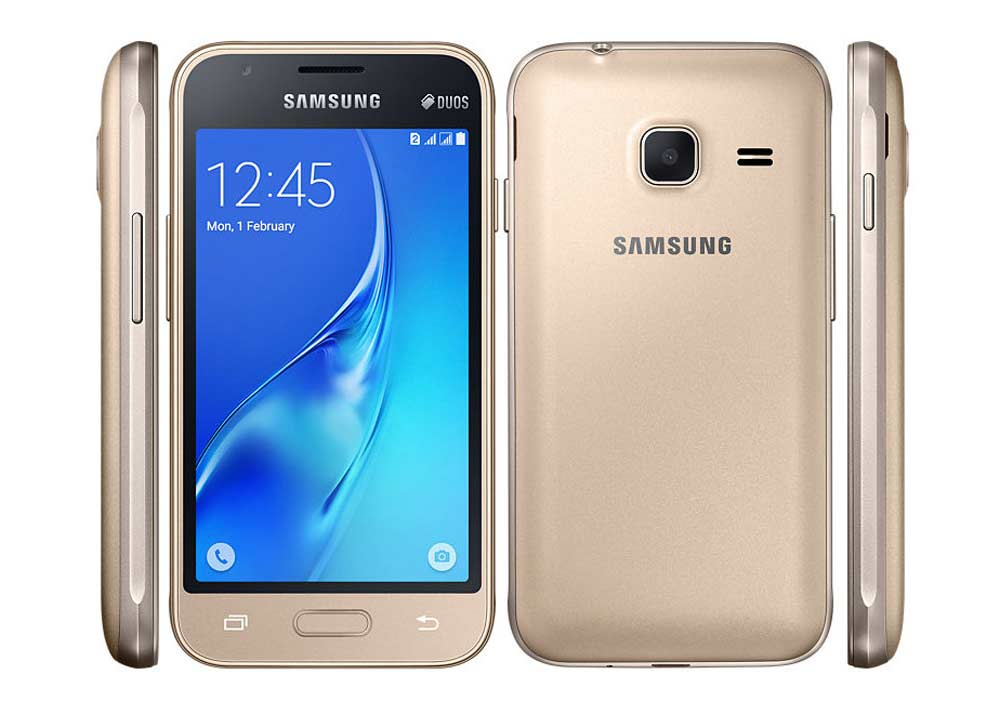 Samsung Galaxy J1 Mini SM-J105H/DS Firmware Flash File