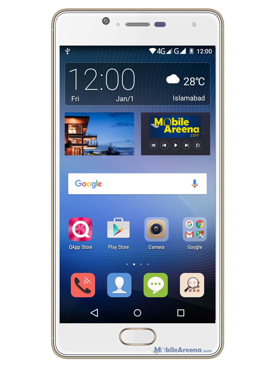 QMobile A6 (2016) MT6735 Android5.1 Firmware Flash File