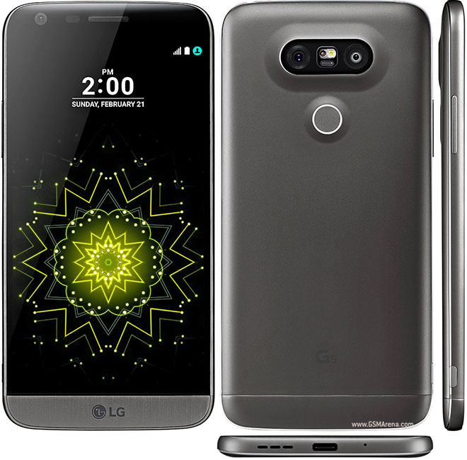 LG G5 H850 Android Marshmallow 6.0.1 Kdz Firmware Flash File
