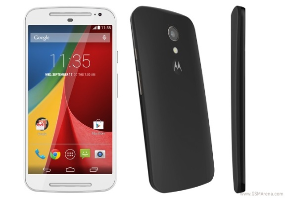 Motorola Moto G 2 XT1063 Android 6.0 Firmware Flash File