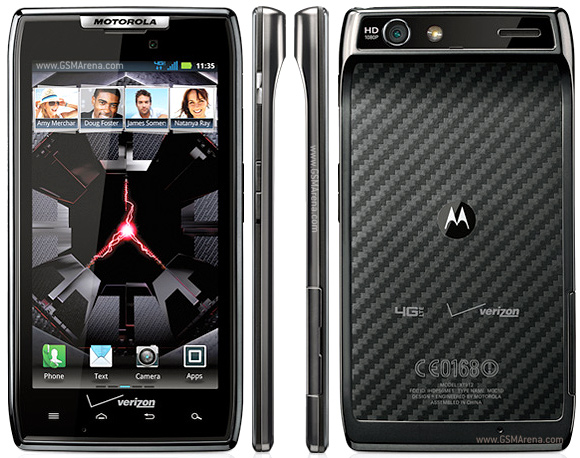 Motorola DROID RAZR XT912 Firmware Flash File