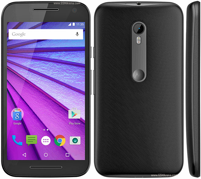 Moto G 2015 (XT1543) Marshmallow OTA update Zip Firmware Flash File