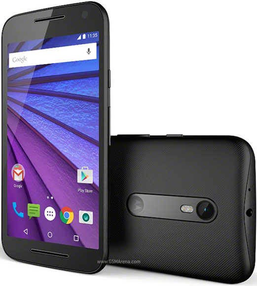 Motorola Moto G 3 XT1543 Android 6.0.1 Firmware Flash File