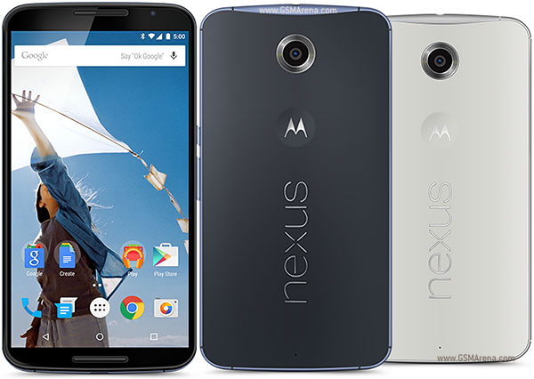 Motorola Nexus 6 XT1115 Android 5.0.2 Firmware Flash File