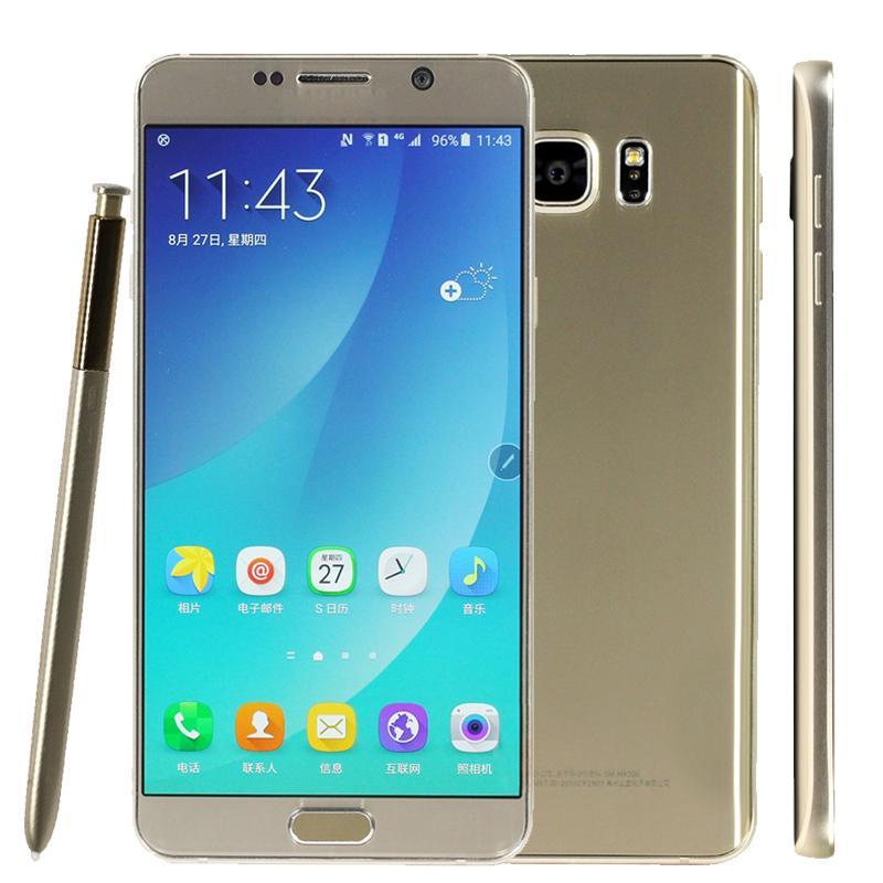 Samsung Galaxy Note 5 SM-N9200 Firmware Flash File