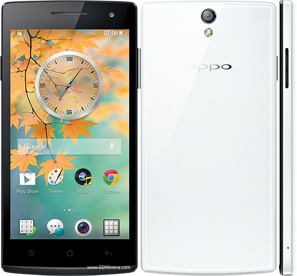 Oppo R827 Find 5 Mini Firmware Flash File