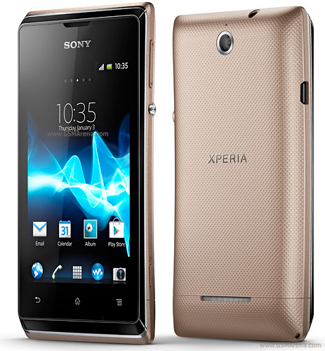 Sony XPERIA E Dual C1604 Android 4.1.1 Firmware Flash File
