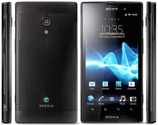 Sony XPERIA Ion LT28 Android 4.1.2 Firmware Flash File