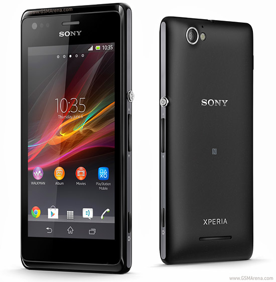 Sony Xperia M dual (C2004) Firmware Flash File