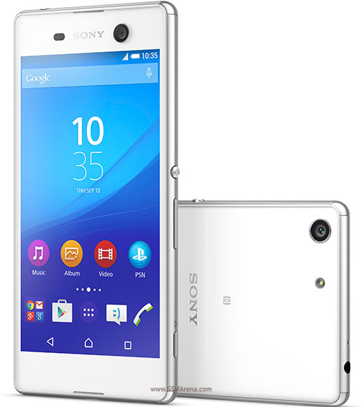 Sony XPERIA M5 Dual E5663 Firmware Flash File
