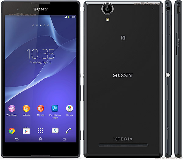 Sony XPERIA T2 Ultra D5303 Android 5.0.2 firmware Flash File