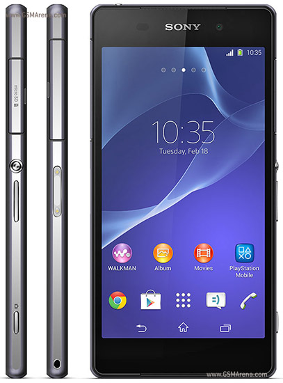 Sony Xperia Z2 D6503 ROM 5.0.2 Firmware Flash File