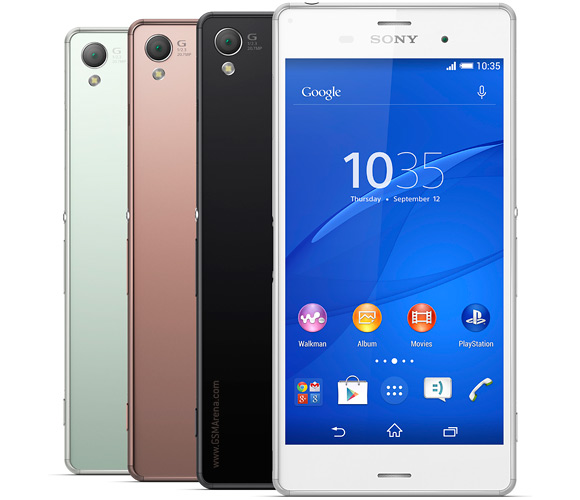 Sony Xperia Z3 D6603 ROM 5.0.2 Firmware Flash File
