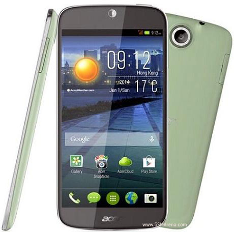 Acer Liquid Jade S55 MT6582 Android 4.2.2 Firmware Flash File