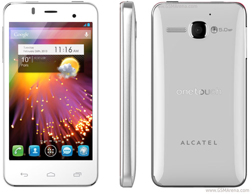 Alcatel One Touch Star 6010 MT6577 Android 4.1.2 Firmware Flash File