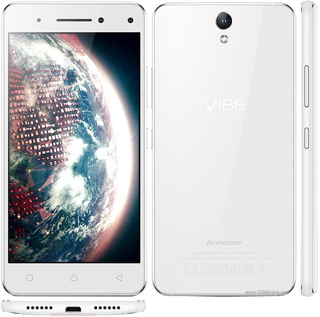 Lenovo Vibe S1 MT6572 Android 5.1 Firmware Flash File