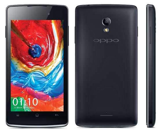 Oppo Joy R1001 MT6572 Firmware Flash File