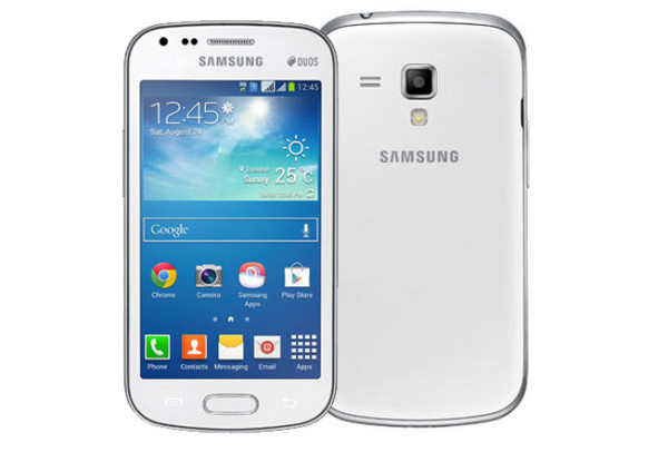 Samsung Galaxy GT-S7582 MT6572 Firmware Flash File
