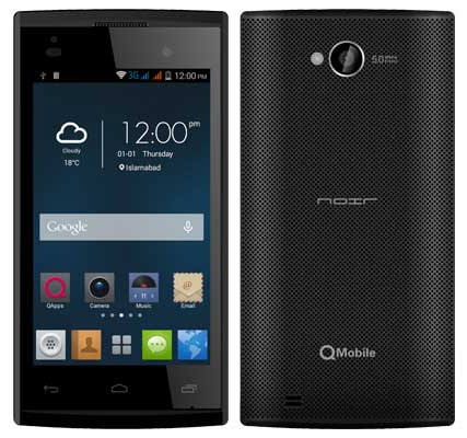 Qmobile X20 MT6572 Android 4.4.2 Firmware Flash File