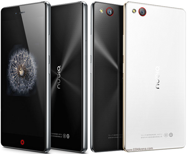 ZTE nubia Z9 Mini Android 5.02 Firmware Flash File