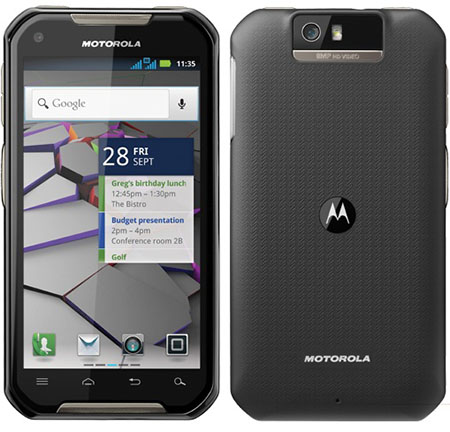 Motorola Iron Rock XT626 Android 2.3.6 Gingerbread Firmware Flash File