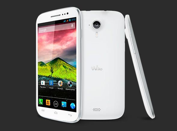 Wiko Cink Five MT6589 Android 4.1.2 Firmware Flash File