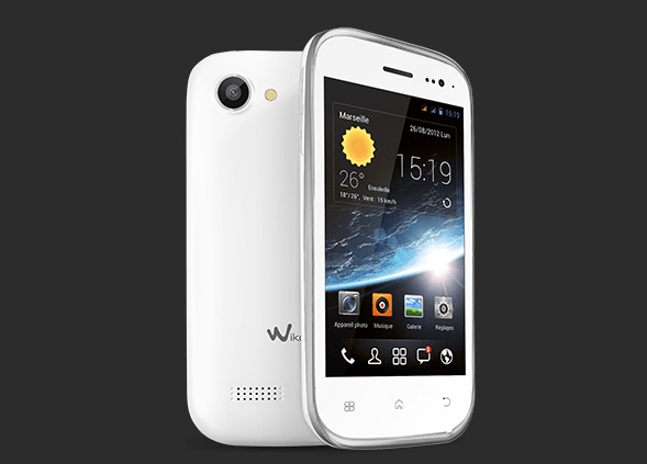 Wiko Cink Slim Stock Firmware Android ICS 4.0.4 Flash File