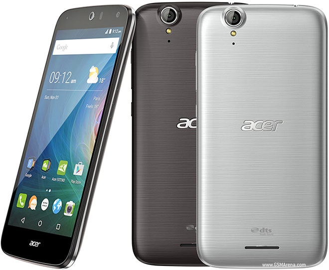 Acer Liquid Z630 LTE T03 MT6735 Android 5.1 Firmware Flash File