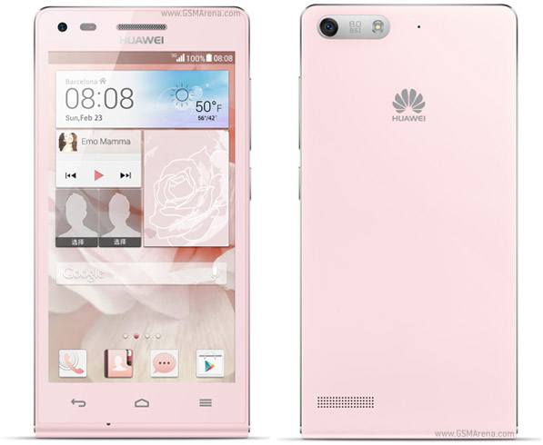 Huawei Ascend G6-U00 Android4.3 Firmware Flash File