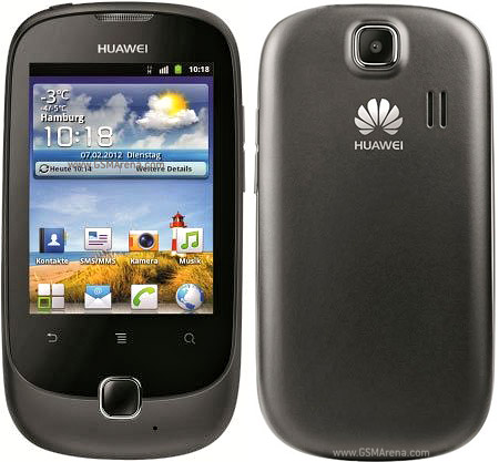 Huawei Ascend Y100 U8185-1 Stock Firmware Flash File