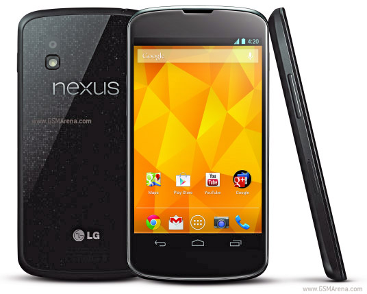 LG Nexus 4 E960 Android 4.4.4 Kitkat Kdz Firmware Flash File Stock ROM