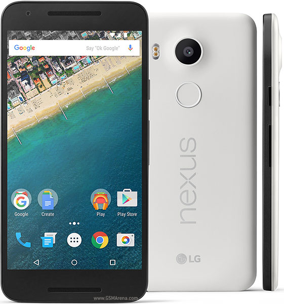 LG Nexus 5X MMB29P Android 6.0.1 Marshmallow Kdz Firmware Flash File