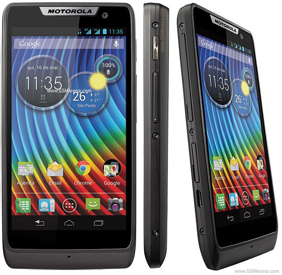 Motorola RAZR D3 XT919 Android 4.1.2 Jelly Bean Firmware Flash File