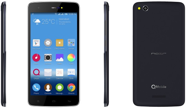 QMobile Noir LT600 Firmware Flash File