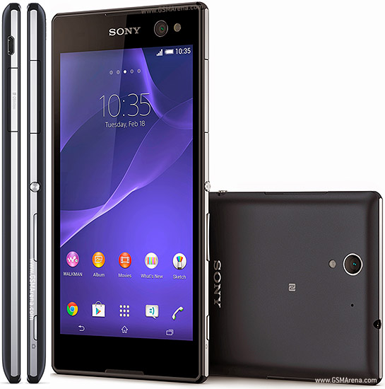 Sony XPERIA C3 Dual D2502 Android 5.1.1 Firmware Flash File