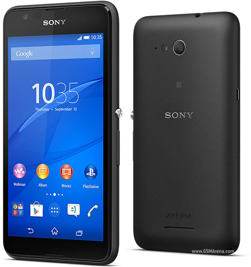 Sony XPERIA E4g E2003 Android 4.4.4 Firmware Flash File